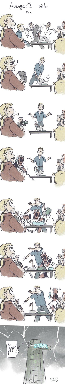 Avengers and Deadpool