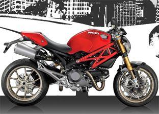 2009 Ducati Monster 1100 S