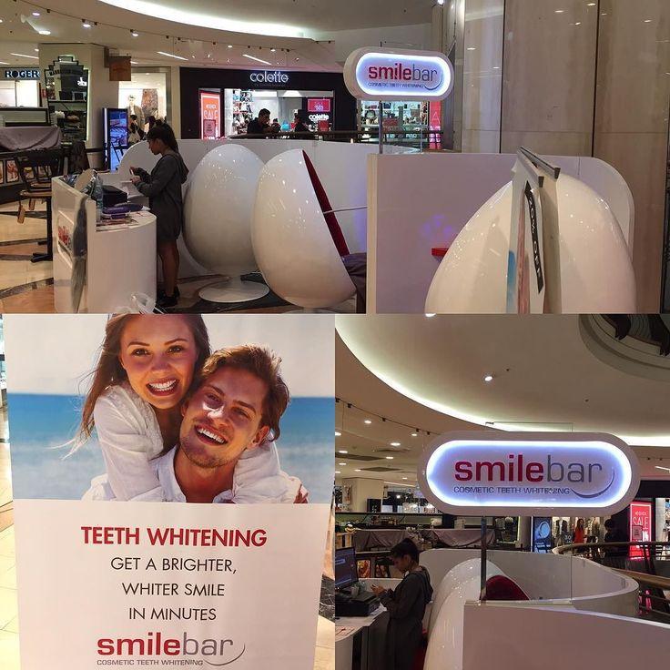 Startse na Austrália. #businessideas - Um quiosque para clareamento dos dentes dentro do shopping. Você senta em uma destas cadeiras e fica virado para a parede enquanto é feito o processo de clareamento. #empreendedorismo #smilebar #startup #australianstartups #teethwhitening by startseoficial Our Teeth Whitening Page: http://www.myimagedental.com/services/cosmetic-dentistry/teeth-whitening/ Other Cosmetic Dentistry services we offer: http://www.myimagedental.com/services/cosmetic-dentistry…