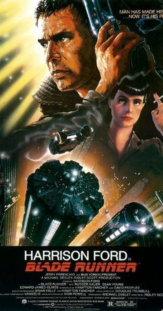 Blade Runner (1982) Quotes on IMDb: Memorable quotes and exchanges from movies, TV series and more...