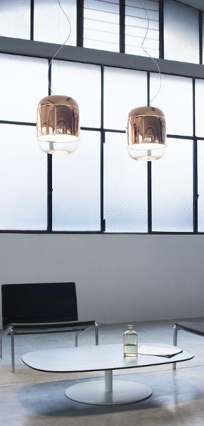 GONG lampade sospensione catalogo on line Prandina illuminazione design lampade moderne,lampade da terra, lampade tavolo,lampadario sospensione,lampade da parete,lampade da interno