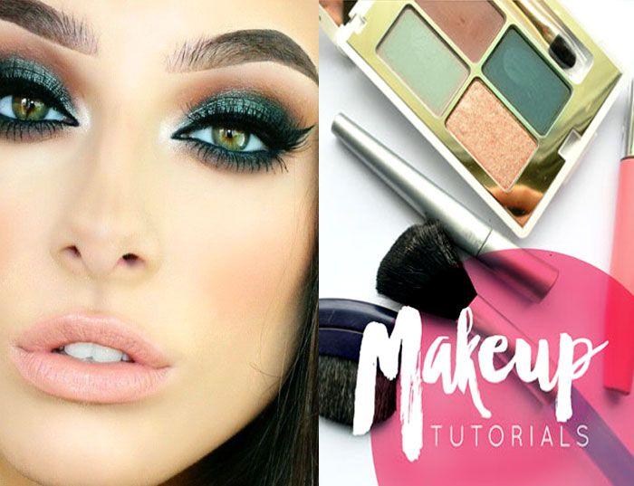 Μακιγιάζ για Πράσινα Μάτια με 5 Χρώματα που τα Τονίζουν!