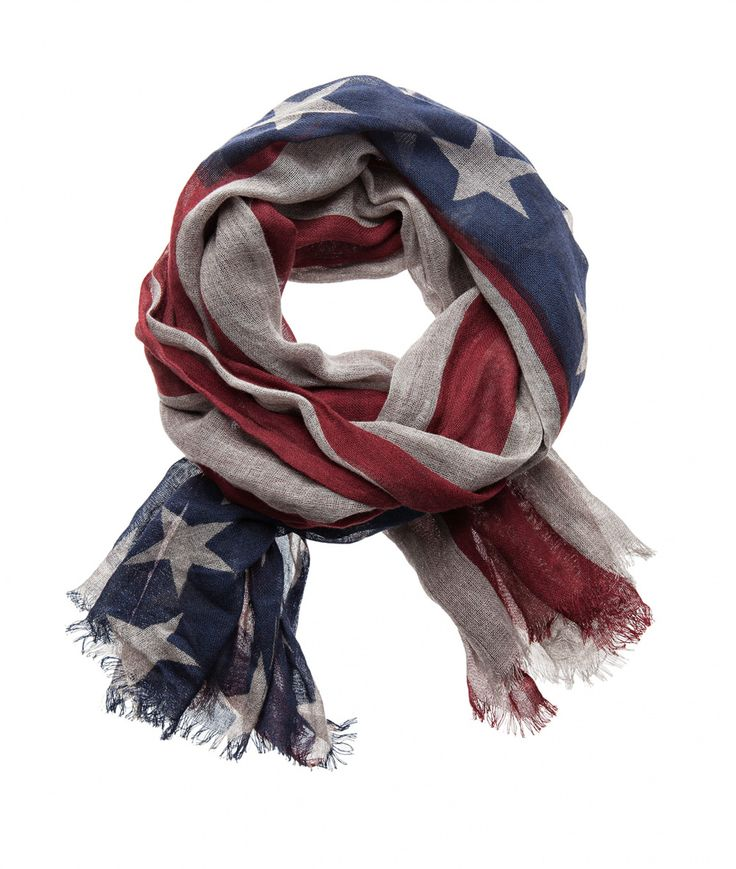 Lexington Stars and Stripes Scarf