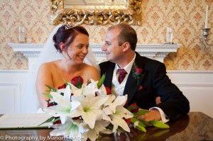 Lindsay & Matt's elegant city centre wedding!