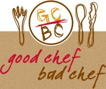 good chef bad chef...lots of healthy recipes