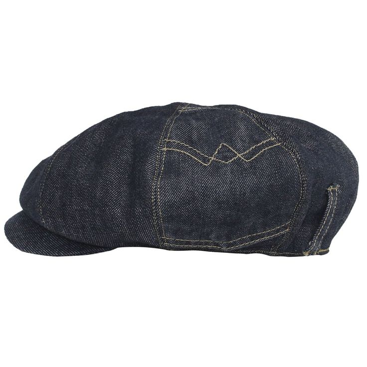 Newsboy cap Denim Jeans