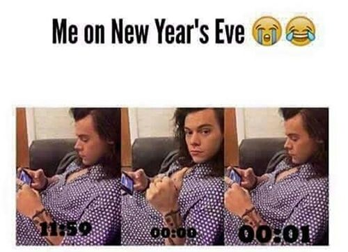 Happy New Year Jokes & New year memes 2019 On this ...