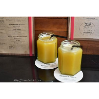 Maybe the best breakfast drinks in Singapore..check me out on my blog..travelwithdi.com