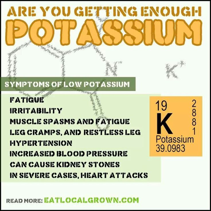 41 best Foods high in potassium images on Pinterest Healthy - potassium rich foods chart