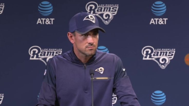 The Chicago Bears are on the cusp of finding a new head coach. If so then one of their priorities has to be Rams offensive coordinator Matt Lafleur.