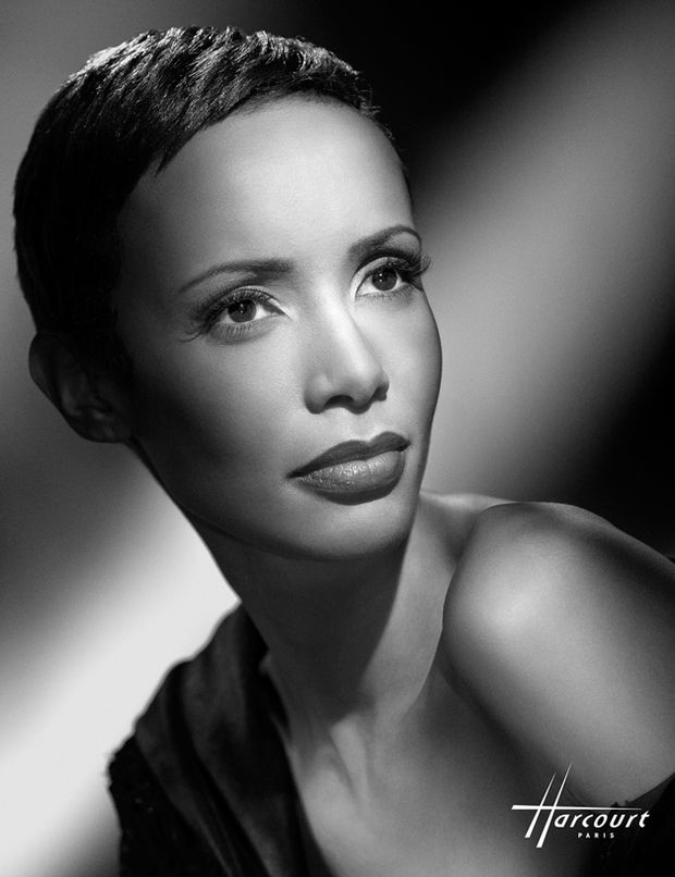 Sonia Rolland by Studio Harcourt Paris
