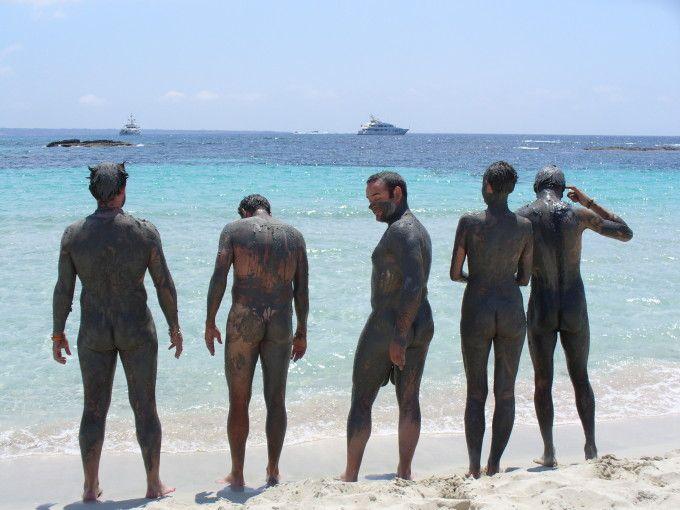 Barro en Formentera