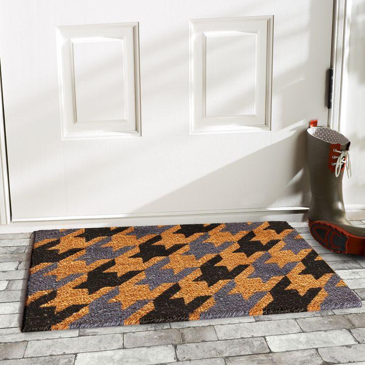 Berkshire 29 in. x 17 in. NonSlip Outdoor Door Mat Home