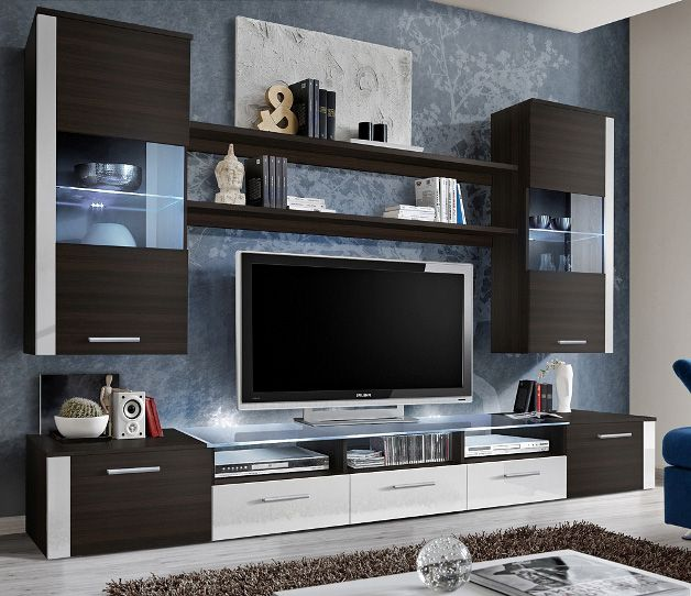 Best 25 meuble tv mural ideas only on pinterest meuble tv mural design bi - Ikea meuble tv mural ...