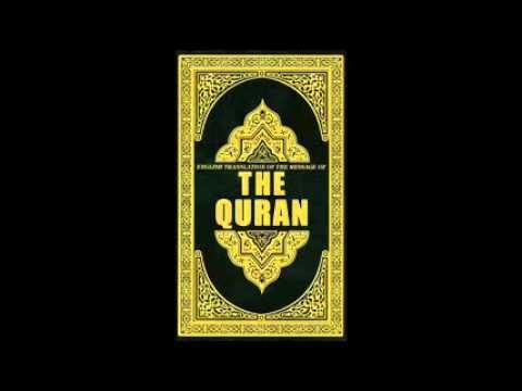 Quran recitation complete- The best English translation ِAlbaqara Full Part 1of 2