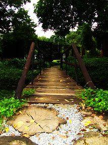 Hands On retreat #Escape #Nature #Sandton. Escape in our tranquil garden
