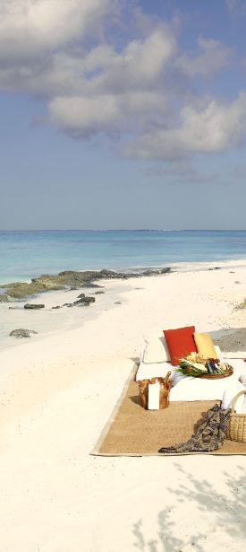 #Jetsetter Daily Moment of Zen: Parrot Cay by COMO in Parrot Cay, Turks and Caicos Islands