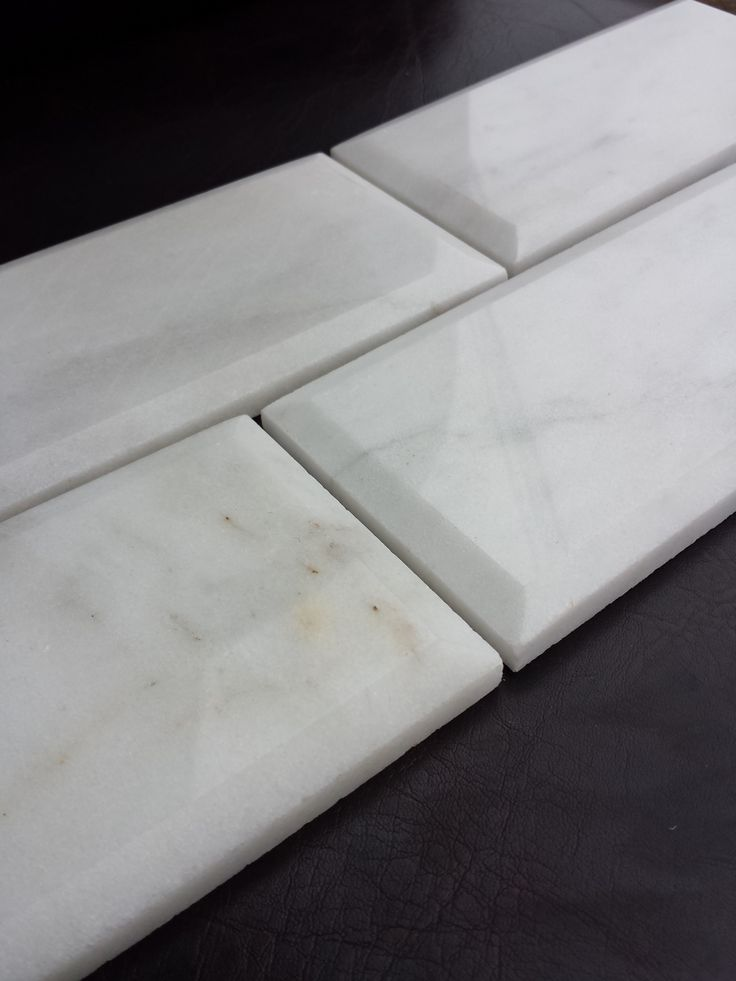 how to cut beveled edge on tile