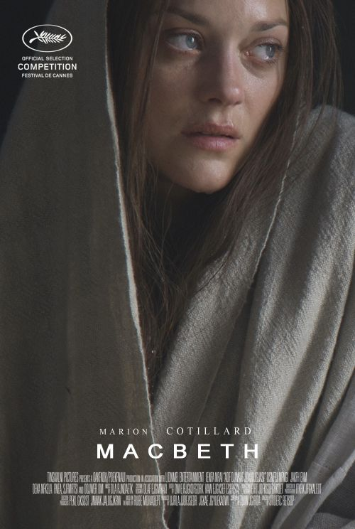 Marion and Michael Fassbender are simply mesmerizing in Macbeth. Love this movie!