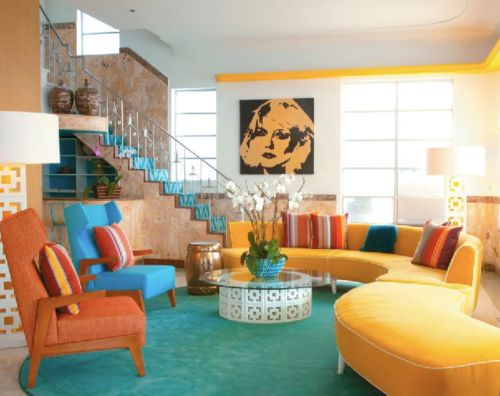 kitschy living room 85 best kitschy tacky interiors images on 10863
