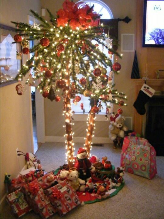 Florida christmas tree hehehe