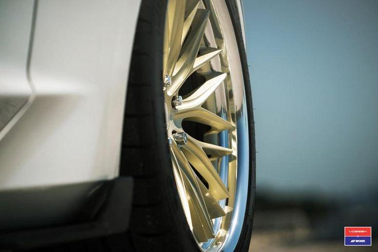 20 Zoll Vossen Wheels VWS 2 Felgen Chevrolet Camaro Tuning 10 photo