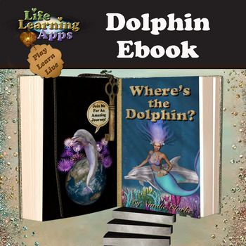 Orion is swimming in his ocean home but there is just one challenge. The little dolphin has simply vanished! Come on a magical journey of discovery to find and meet the dolphin and the magical mermaids and mermen. Together we can make a difference to educate children how to care for
