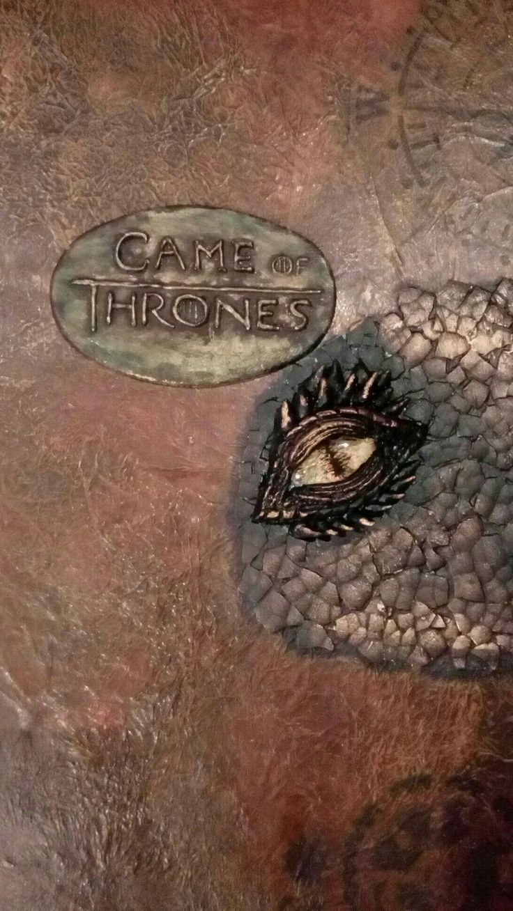 Handmade painting on canvas Game of Thrones