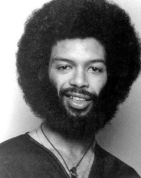 "Gil Scott-Heron, soul & jazz poet, musician, author, & self-described ""bluesologist"". He was primarily known as a spoken word performer, addressing social & political issues, particularly with his popular ""The Revolution Will Not Be Televised"" work. His music, notably on Pieces of a Man and Winter in America, influenced & helped engender later African-American music genres such as hip hop & neo soul. Music writers have described him as ""the godfather of rap"" & ""the Black Bob Dylan"". R.I.P."