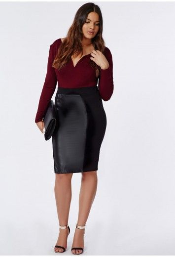 Missguided+ is the hottest new plus size line for babes of all sizes. Dedicated to directional, strong and confident designs for sizes 12/20, Missguided+ is the perfect platform to up your fashion game and work those curves in style.  For...