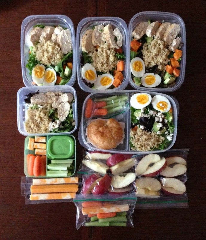 Sunday Meal Prep
