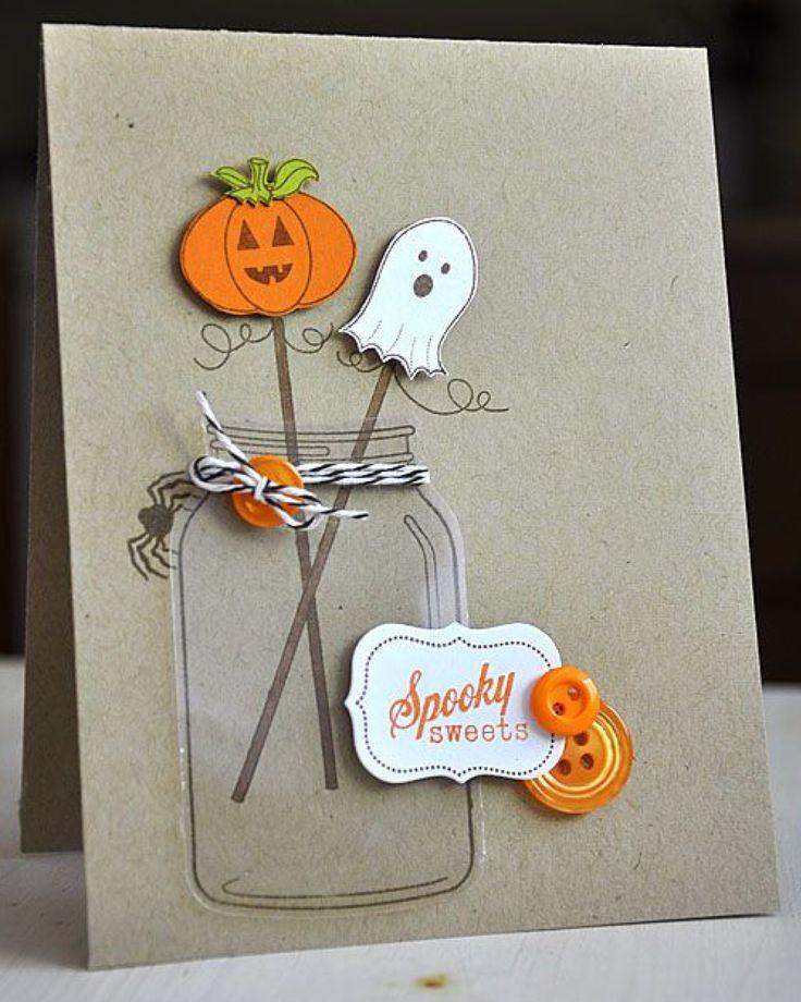 Надписью помню, открытки на день хэллоуина своими руками