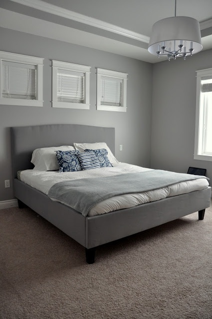 Headboard | DIY  I have been looking everywhere for something like this.  Def going to try this one.