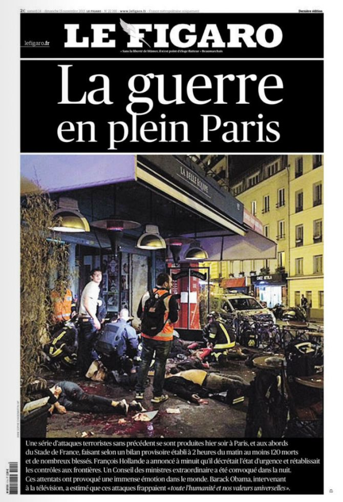 Attentats de Paris : émotion internationale
