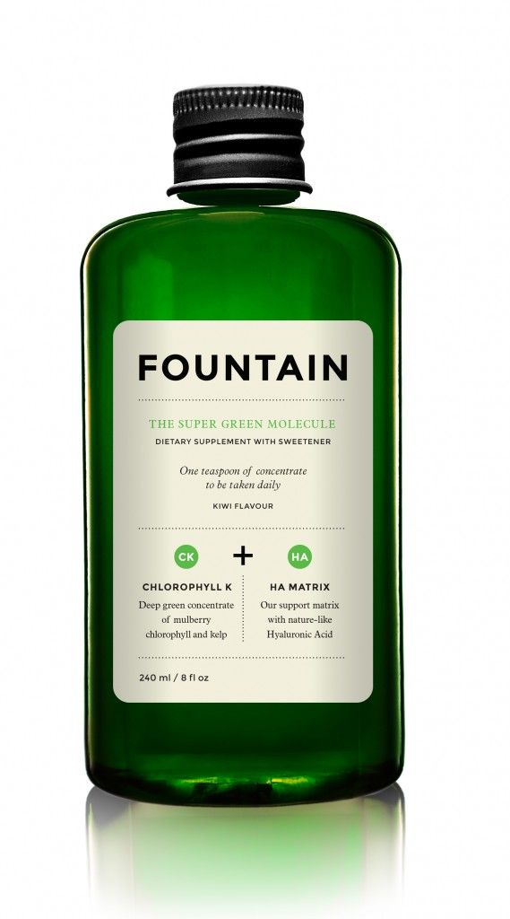 Ingestible Beauty Products – The New Anti-Aging Frontier | Chlorophyll