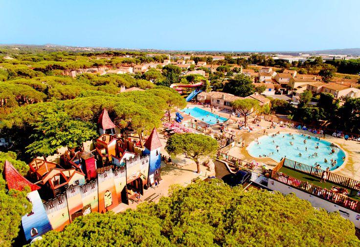 1000 id es propos de camping plage sud sur pinterest for Camping sud de la france avec piscine