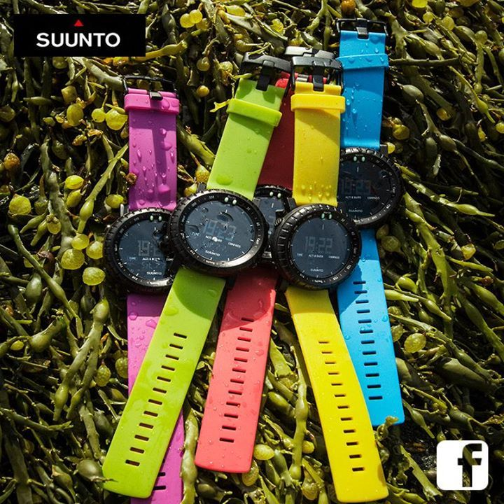 """Suunto Core"" combines stylish design with robust construction!"