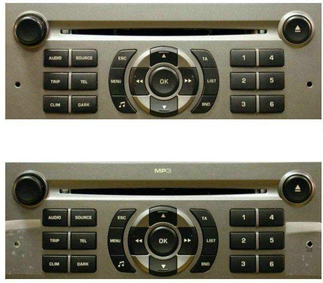 Yatour car audio YTM07 for Peugeot Citroen RD4 RT3 RT4
