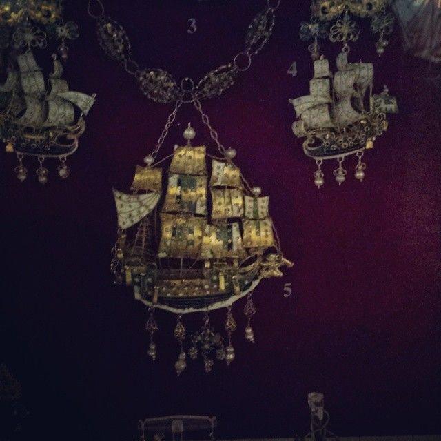 Boat jewels#benakimuseum#athens