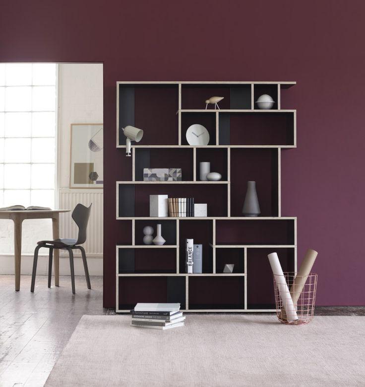 Gestalte Ein Massangefertigtes Ivy Shelf Und Erfinde Das Regal Neu Ganz Nach Deinen Heutigen Bedurfnissen Wohnzimmer Modern
