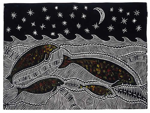 Torres Strait Island art - Google Search