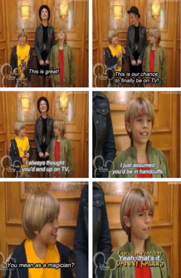 """When Zack didn't get it: 
