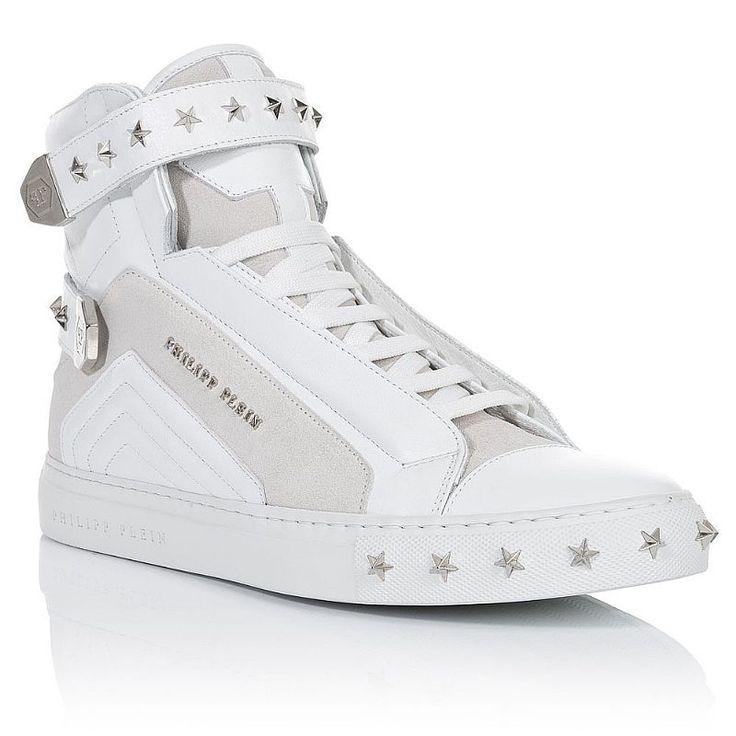 High sneakers philipp plein