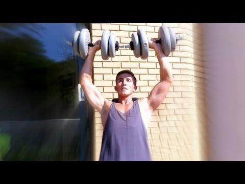 Complete Home Shoulder Workout