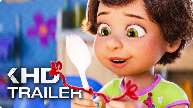 TOY STORY 4 – 10 Minutes Trailers & Clips (2019
