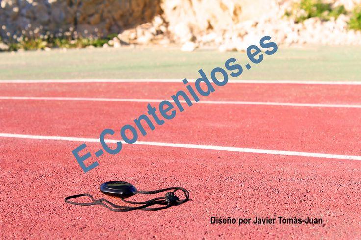Informa sobre las zapatillas en el atletismo mediante marketing de contenidos.