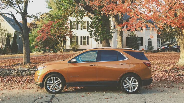 2018 Chevy Equinox Reviews