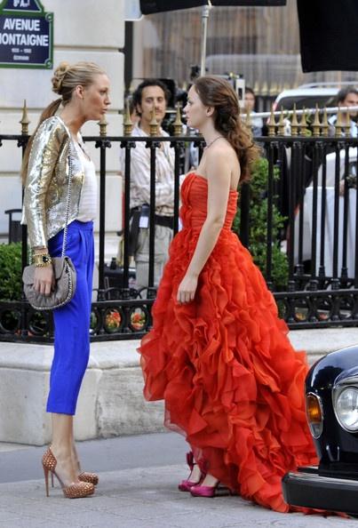 Gossip Girl Fashion.