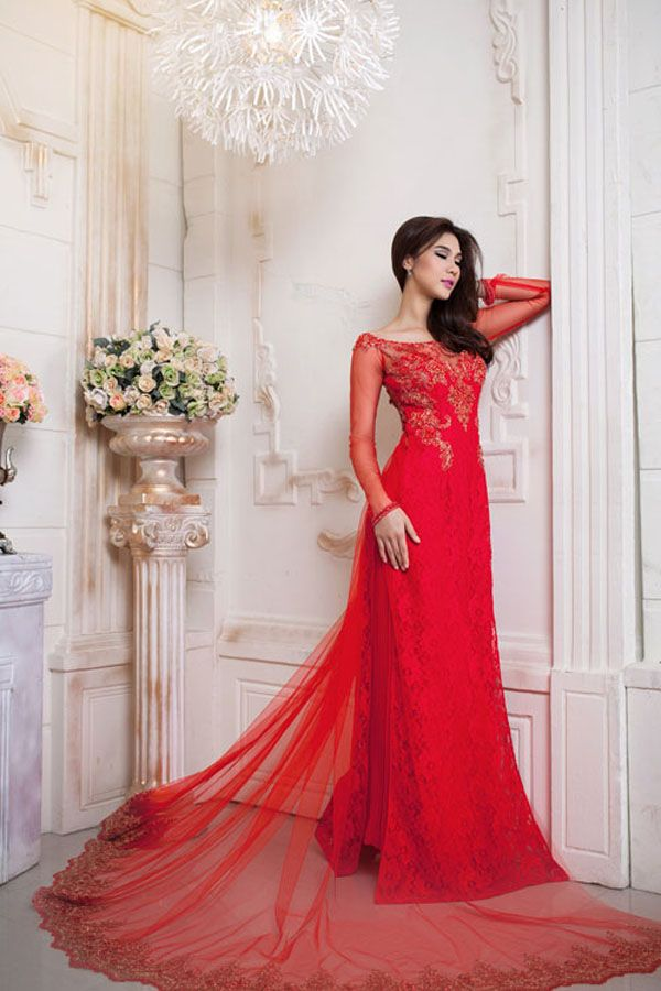 Ao Dai Wedding Google Search Penel In 2018 Pinterest Dresses And