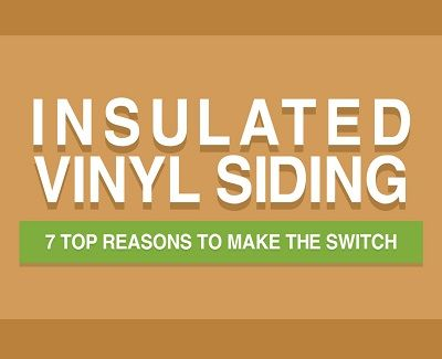 Insulated Vinyl Siding: 7 Top Reasons to Make the Switch - http://www.kravelv.com/insulated-vinyl-siding-7-top-reasons-make-switch/